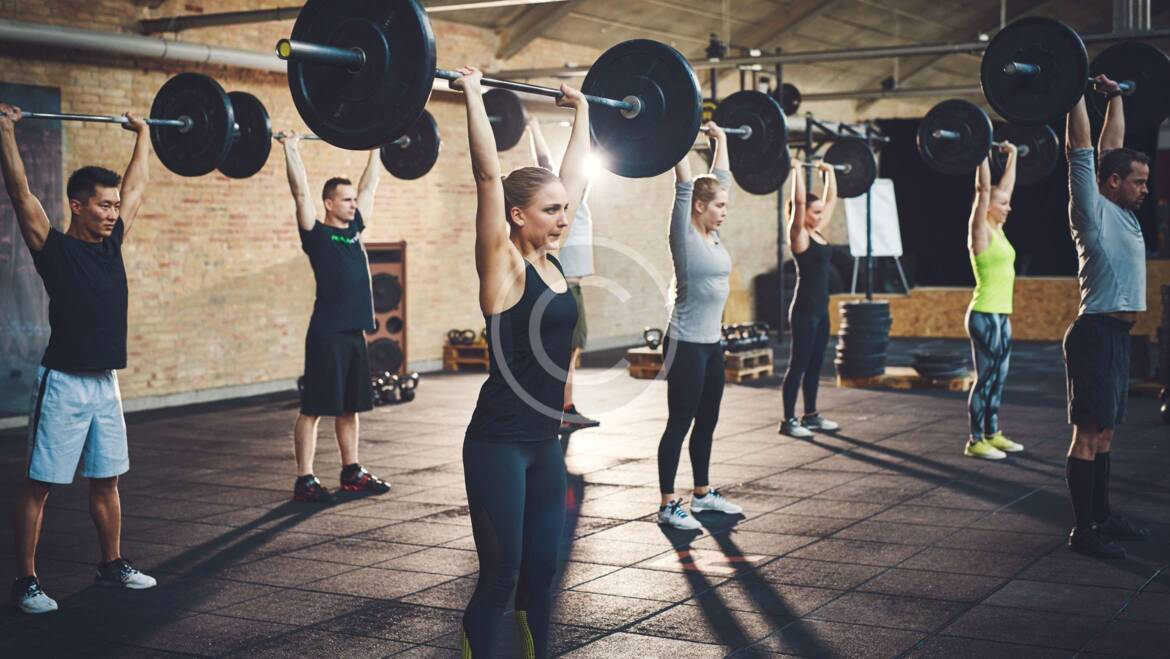 Friday 06.24.16. Go!Fit Barbell